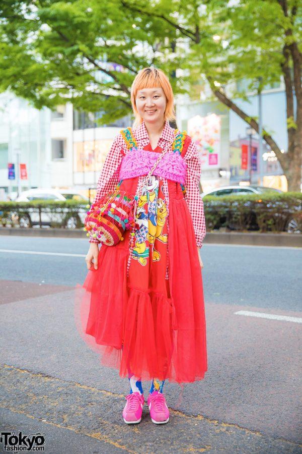 Wanting Collection Emily in Harajuku w/ Colorful Street Style, Tokone, ChihiroHasunuma & Takahashi Hiroyuki-Mitsume