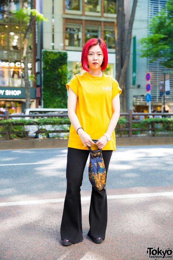 Casual Streetwear in Harajuku w/ Navy, Faith Tokyo, Chanel & Cartier