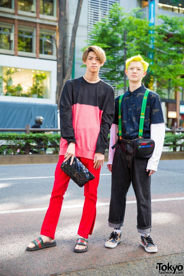 Harajuku Vintage Street Styles w/ Fucking Awesome, Vans x Supreme, Gaufrait, Balenciaga, Baobao Issey Miyake & Gucci