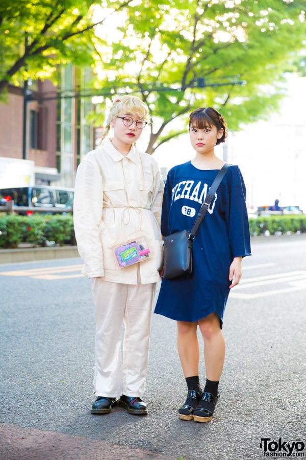 Tokyo Vintage Street Styles w/ Rodeo Crowns, Lui's, Marc Jacobs & Dr. Martens