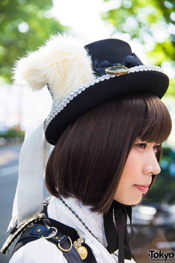 Harajuku Lolita Amp Steampunk Street Style W Alice And The