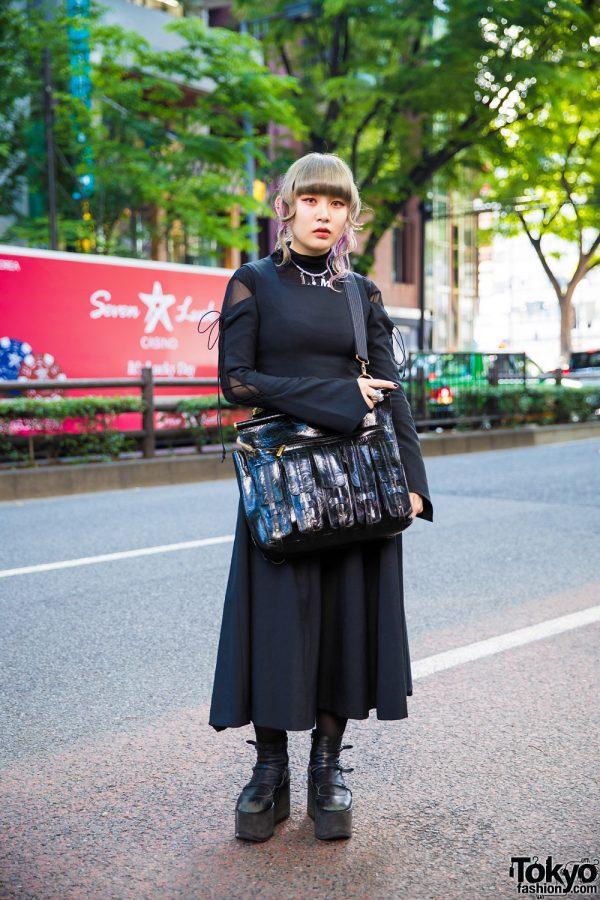 Harajuku Goth Style w/ Atelier Boz, Beauty:Beast, Tokyo Bopper, Luna Mattino & Vivienne Westwood