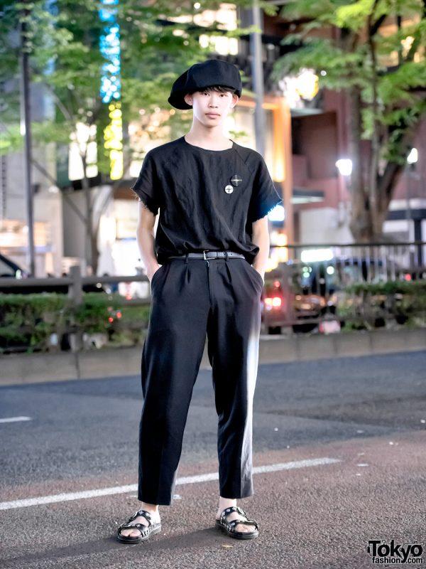 Minimalist Japanese Streetwear in Harajuku w/ Yohji Yamamoto, Christopher Nemeth & Toga