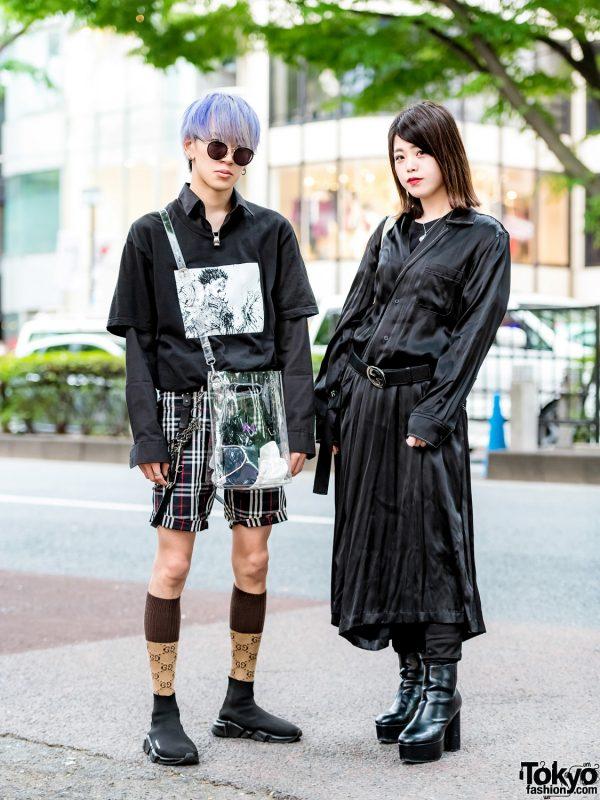 Tokyo Streetwear Styles w/ Supreme x Akira, Burberry, NaNa-NaNa, Balenciaga, Gucci, A.D.S.R., Y's, Wacko Maria & Emoda