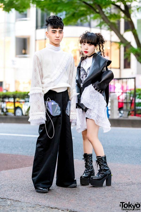 Monochrome Japanese Streetwear w/ T_K_Y524, Gavial & Dolls Kill