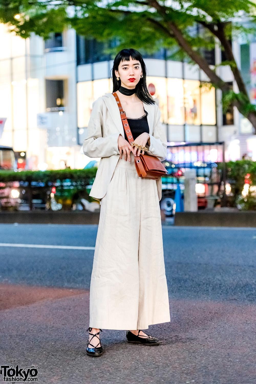 0dce68c9c5b gold hoop earrings Japanese Street Fashion