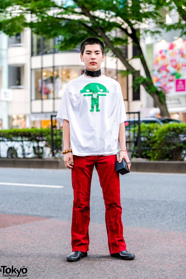 Harajuku Vintage Streetwear Style w/ Walter Van Beirendonck, Levi's & Calvin Klein