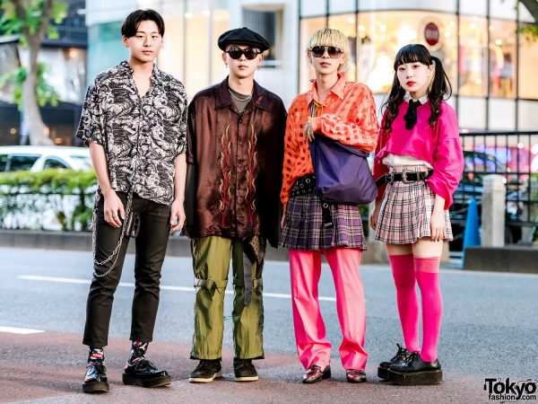 Japanese Teen Streetwear w/ Undercover, BlackMeans, John Lawrence Sullivan, Gogosing, Chrome Hearts, Bubbles & Vintage