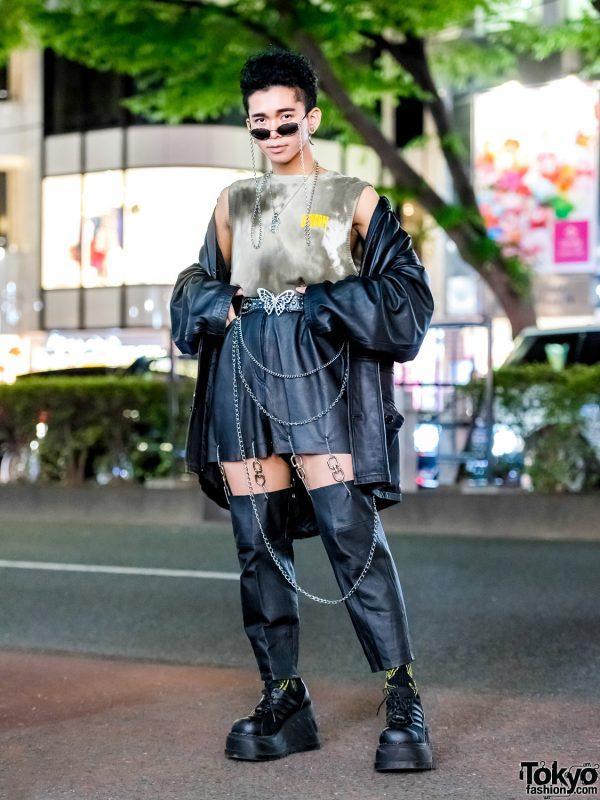 Tokyo Handmade Streetwear Style w/ King Family, Boycott, Kinji, Mememi, Demonia, Faith Tokyo & Warp