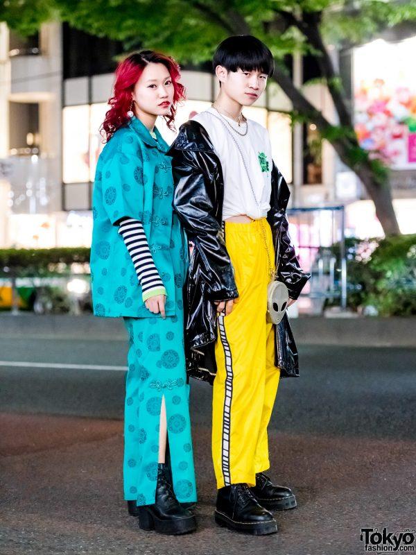 Harajuku Street Styles w/ Little Sunny Bite, UNIF x Kiko Mizuhara, RRR By Sugar Spot Factory, George Simonton, Pinnap & Docs