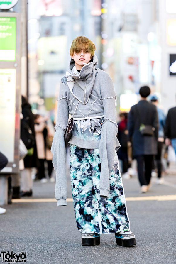 Tokyo Vintage & Handmade Streetwear Style w/ Nozomi Ishiguro & Balmung