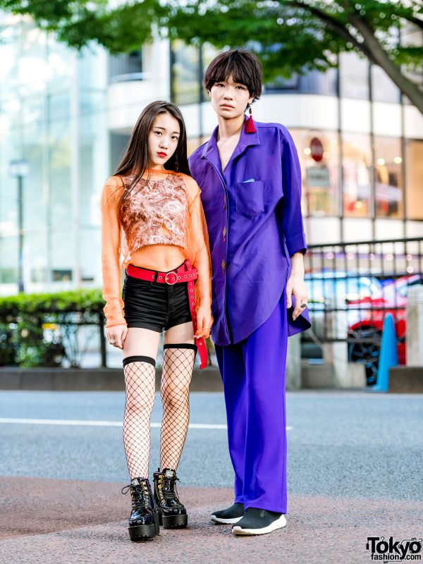 Japanese Streetwear Styles w/ One Spo, (ME) Harajuku, Gallerie Tokyo, WEGO & Yosuke