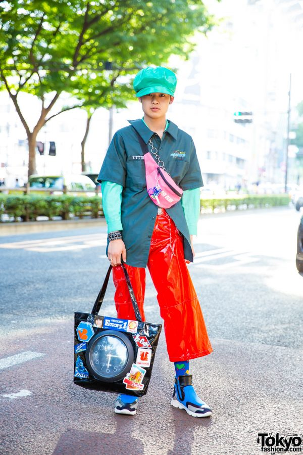 Harajuku Streetwear Style w/ TTT_MSW, 7% More Pink, MM6 Maison Margiela, Marc Jacobs & Yoshiko Creation