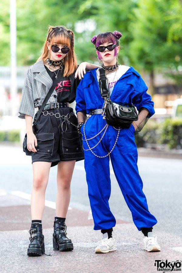 Harajuku Girl's Streetwear Styles w/ ME Harajuku, More Than Dope, Workman, Faith Tokyo, DYOG & New Balance