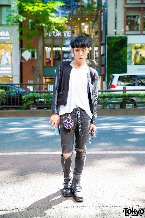 Vintage Harajuku Streetwear Style w/ John Lawrence Sullivan, Alexander Wang & Blackmeans