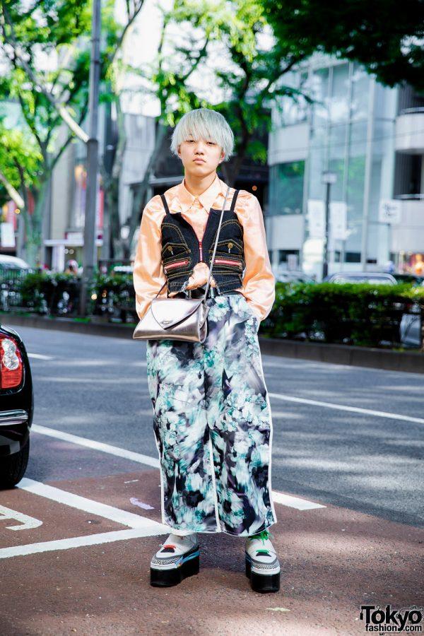 Tokyo Vintage & Handmade Androgynous Streetwear Style w/ Balmung, Kinji & Dog Harajuku