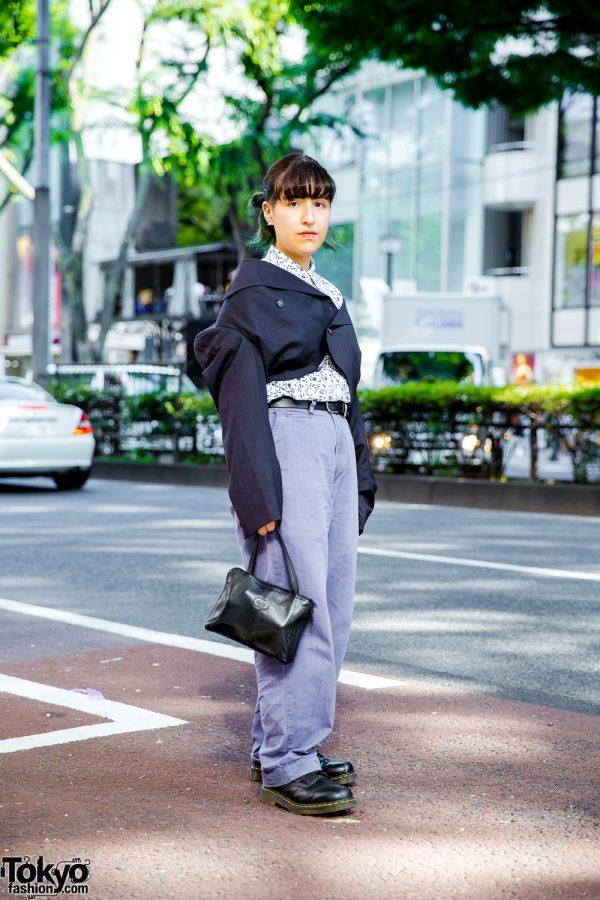 Tokyo Vintage Streetwear w/ Ralph Lauren & Dr. Martens