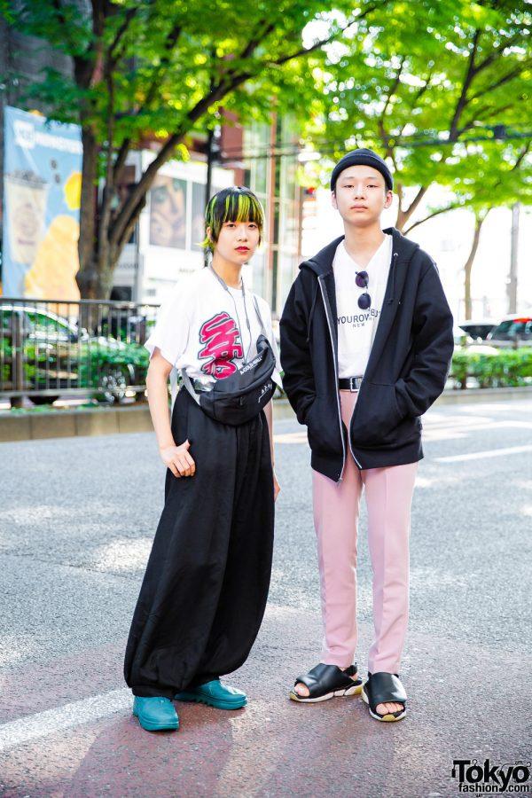 Tokyo Street Styles w/ M.Y.O.B., Supreme x Undercover, Acne Studios, Sub-Age, Nike, A-Cold-Wall & Kujaku