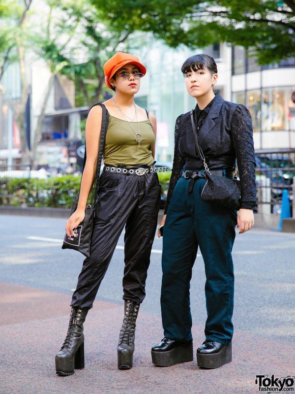 Japanese Street Styles w/ Dolls Kill, Zara, San To Nibun No Ichi, Opening Ceremony, Pinnap & Kinji
