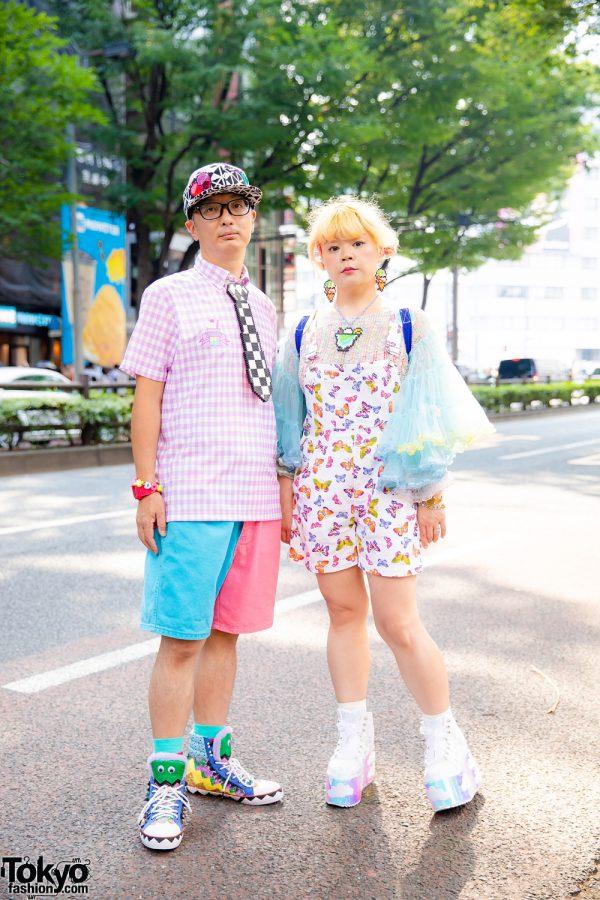 Pastel Harajuku Street Styles w/ Pinky Magic, Irregular Choice x Toy Story Sneakers, 6%DOKIDOKI, YRU & Perler Beads Jewelry