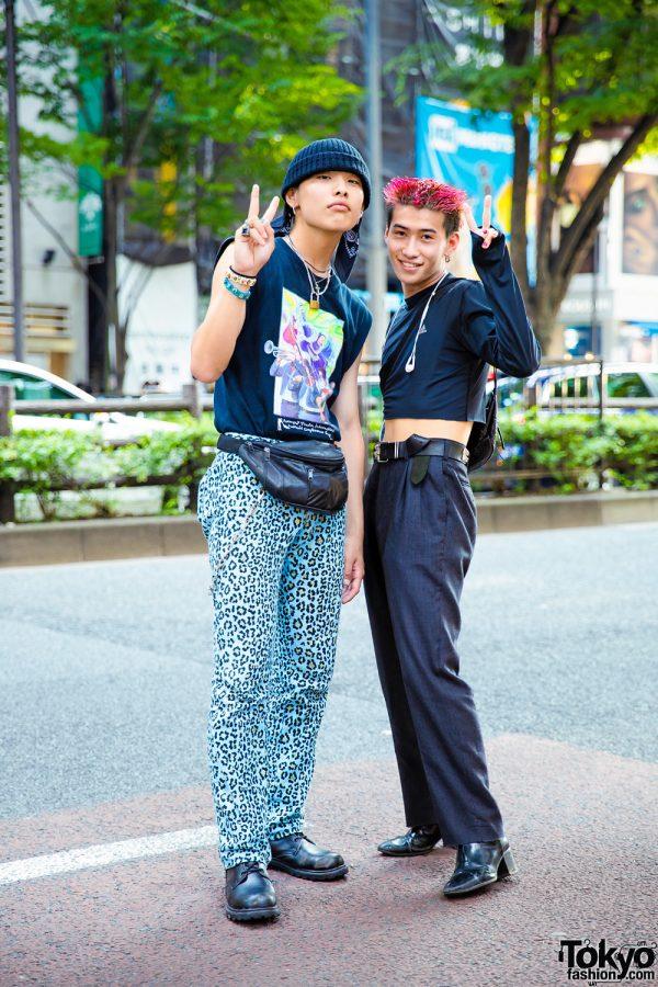 Harajuku Streetwear Styles w/ Fendi, Tiffany & Co., Avalanche, Adidas & Chrome Hearts