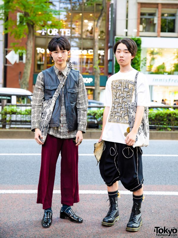 Christopher Nemeth Tokyo Styles w/ Givenchy, Dr. Martens & Tokyo Human Experiments