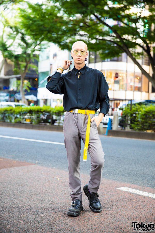 Designer Street Fashion w/ Y's Bis, Vivienne Westwood, Dior, Givenchy, YSL & Balenciaga