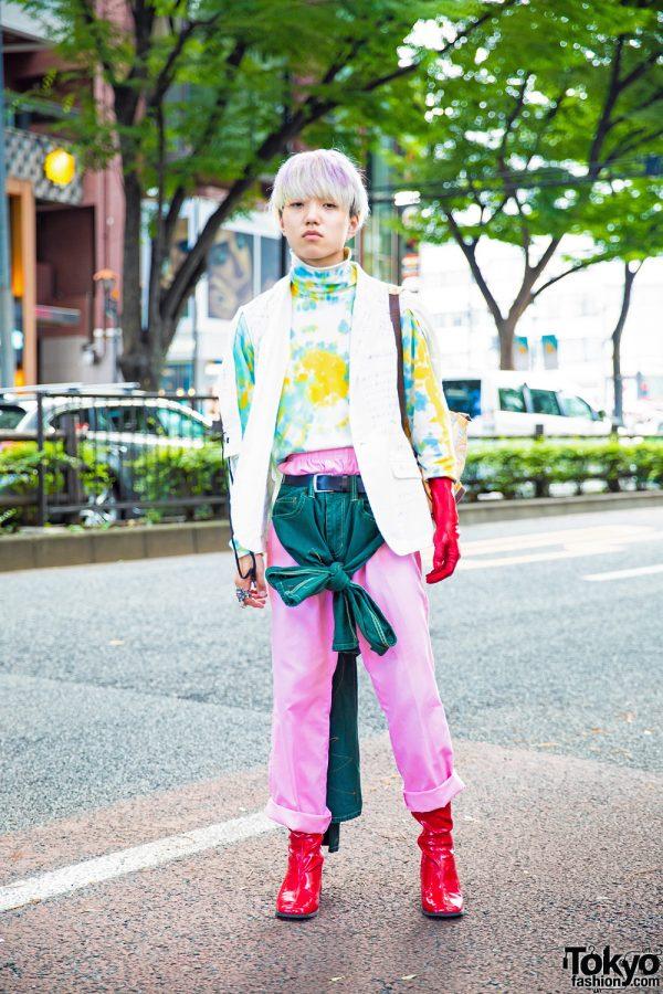 Handmade & Vintage Tokyo Streetwear Styles w/ Kansai Yamamoto, John Lawrence Sullivan & New York Joe