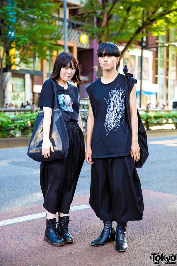 Japanese Minimalist Styles w/ Christian Dada, LAD Musician, Comme des Garcons Homme Plus, Anrealage, Dulcamara & Lithium Homme