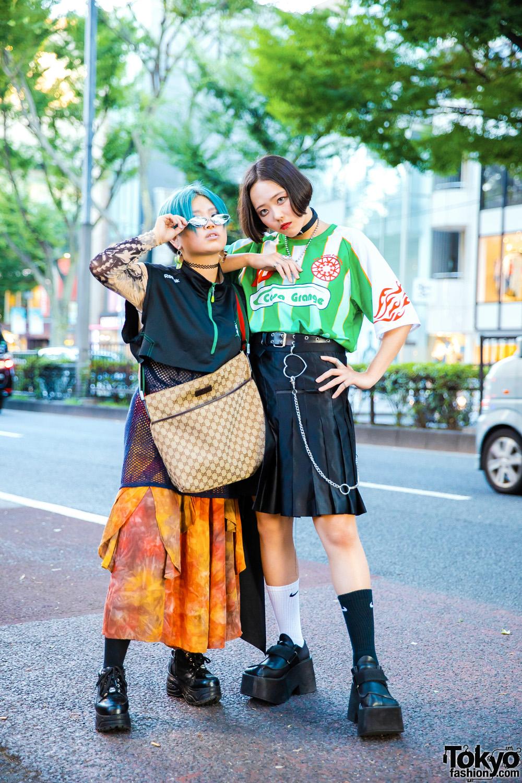 Japanese Vintage Amp Remake Street Styles W Dog Harajuku
