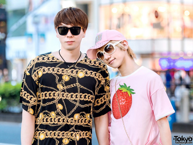 Japanese Gay Couple