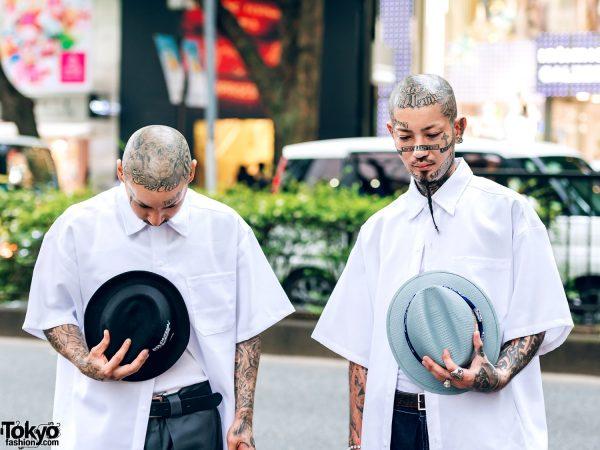 travisbroyles:gentleman-skull-fancy-tattoo-hat-tattoo ...  |Fedora Tattoos
