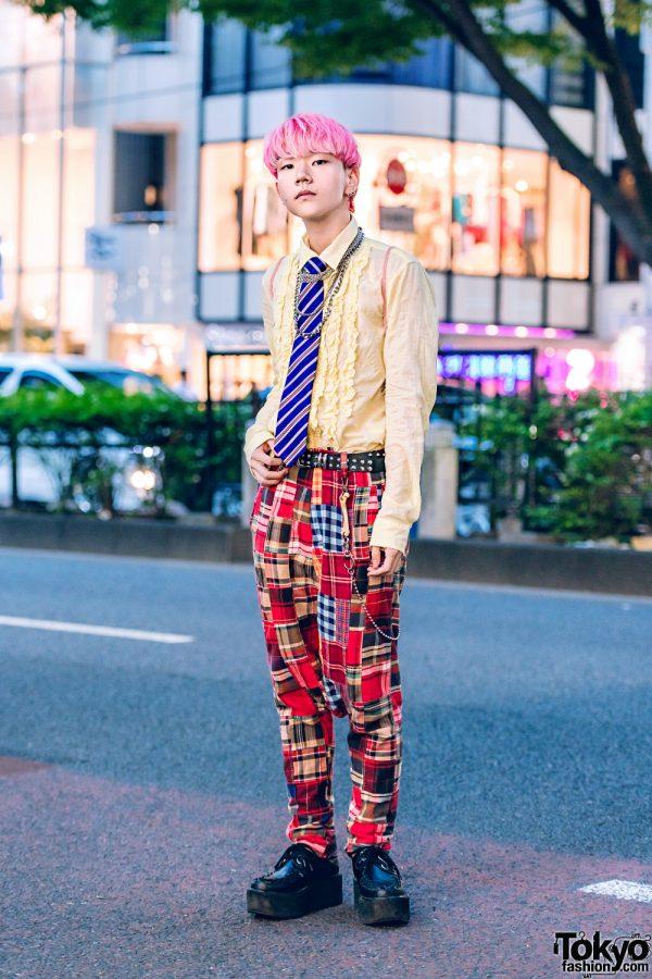 Tokyo Street Style w/ Nozomi Ishiguro & Issey Miyake
