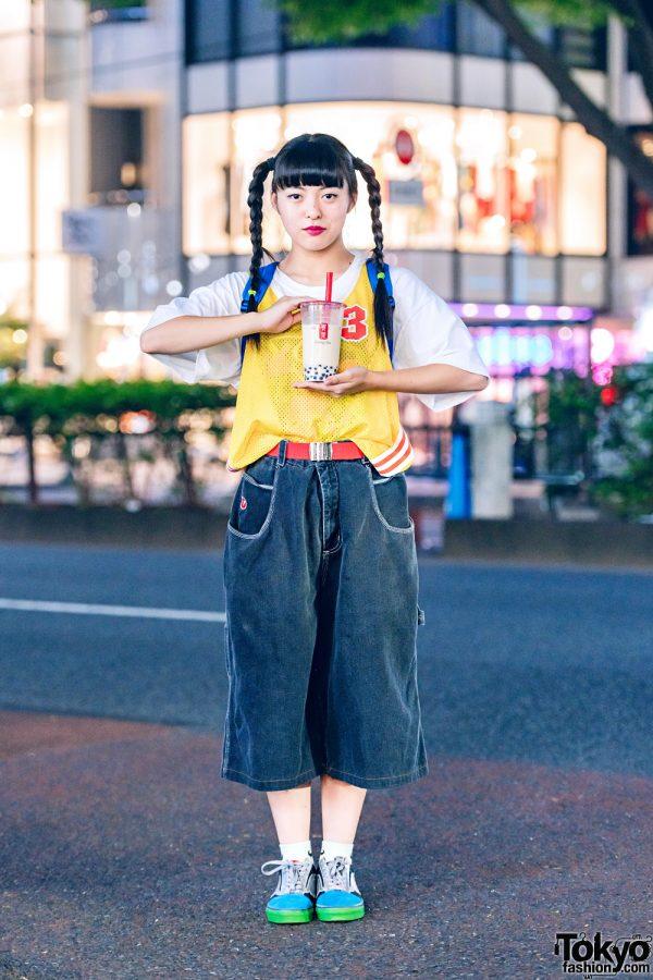 Harajuku Girl Streetwear Style w/ Pinnap, RRR Show Room &; Sakura Nakajima