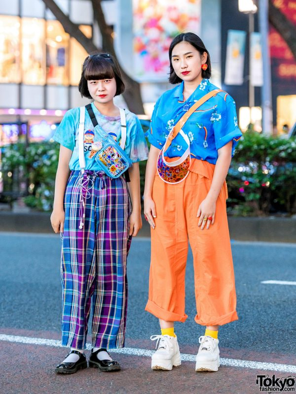 Harajuku Girls Streetwear Styles w/ Chicago, South Park, Kinji, Healthiboyz, H&M, Little Sunny Bite, Kobinai & Yosuke