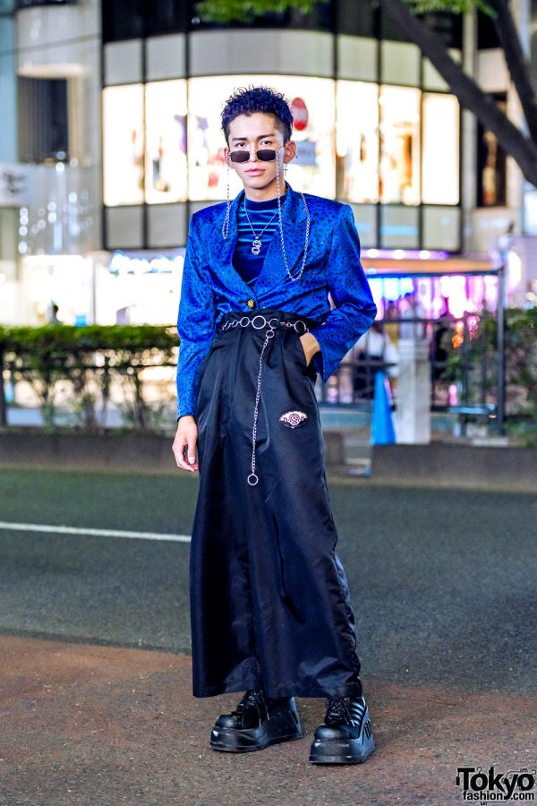 Harajuku Streetwear Style w/ King Family, M.Y.O.B., Demonia, Faith Tokyo & Gallerie