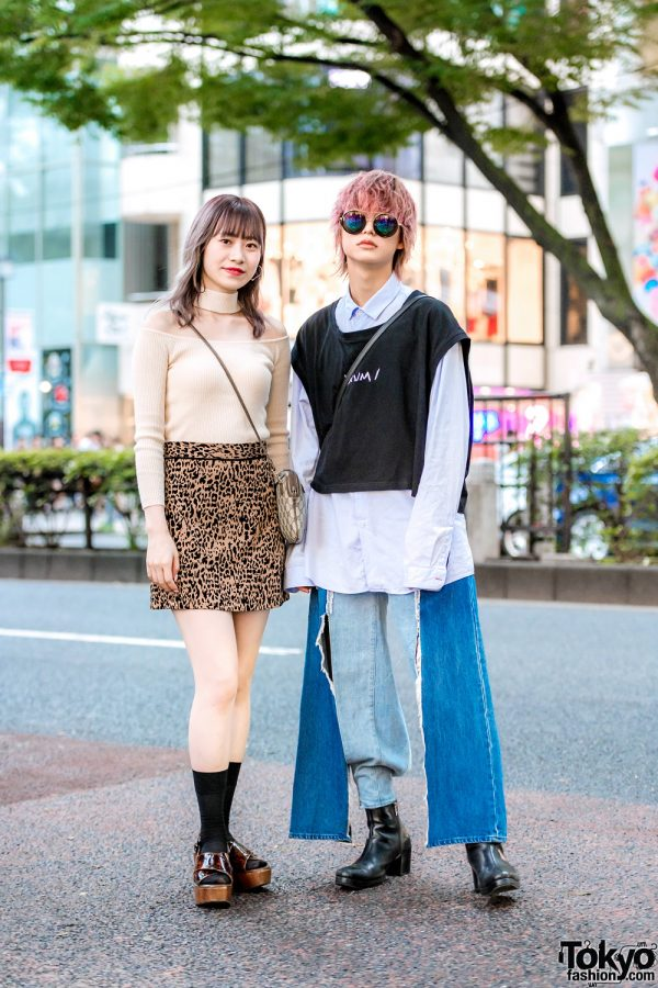 Harajuku Streetwear Styles w/ Pameo Pose, lilLilly, The Virgins, Gucci, Ikumi, Yohji Yamamoto & Saint Laurent