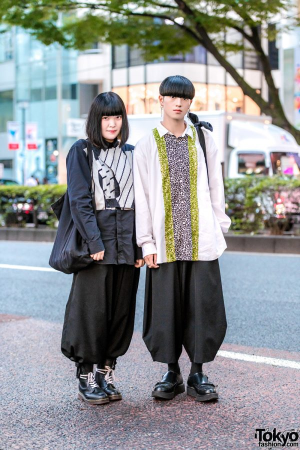 Minimalist Japanese Streetwear Styles in Harajuku w/ Facetasm, Yohji Yamamoto Pour Homme, Anrealage & Comme des Garcons Homme