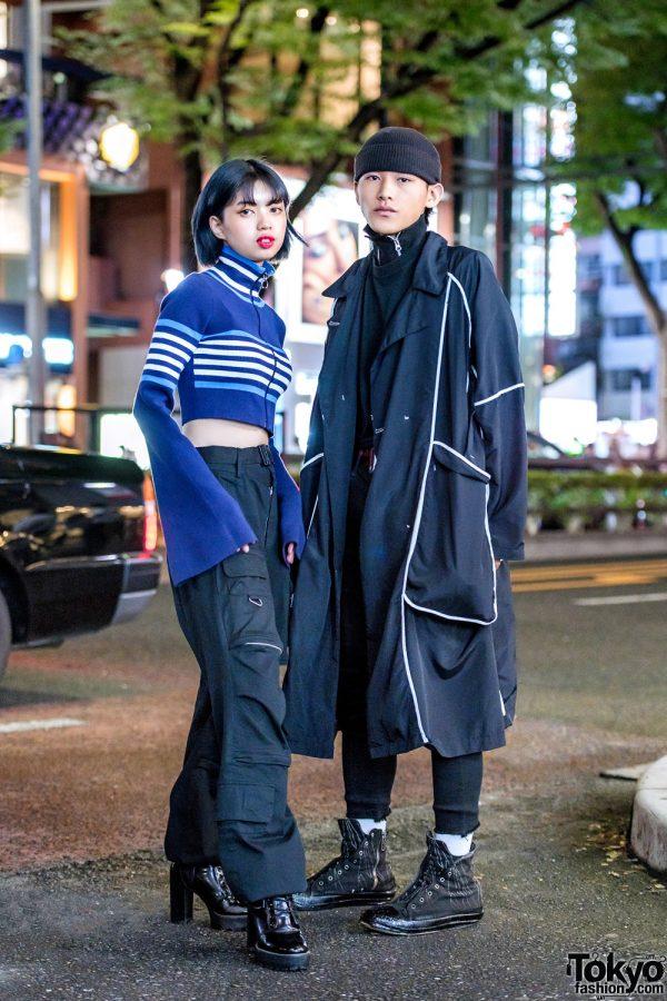 Tokyo Fashion Designer in Harajuku w/ Fenty x Puma, IAmGia, Ionism Boutique, Unknown Section & Rick Owens