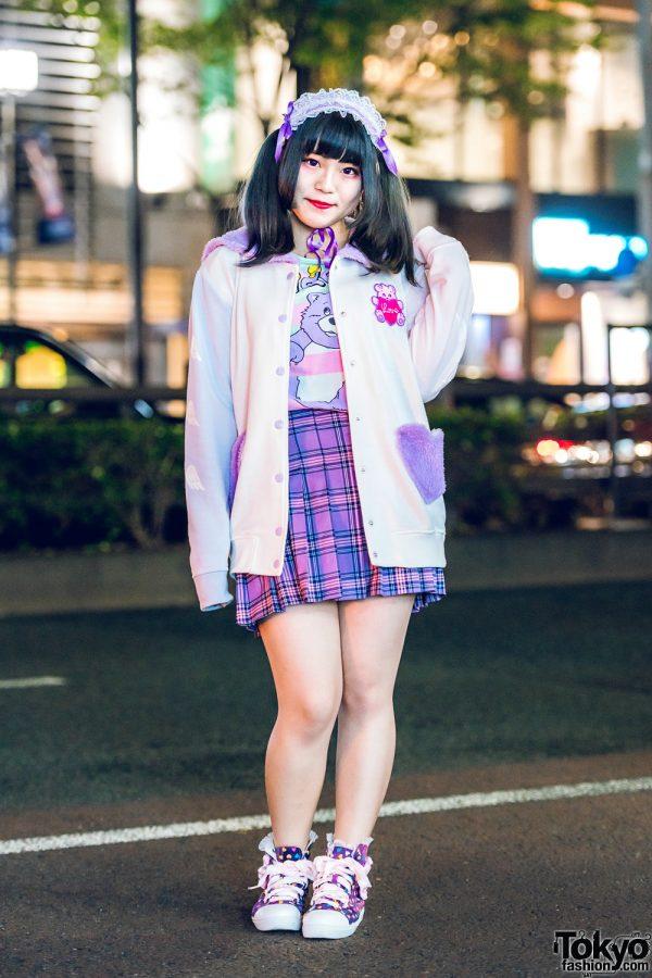 Kawaii Harajuku Street Style w/ Listen Flavor, Galaxxxy, WEGO, Min Plume & Handmade Items