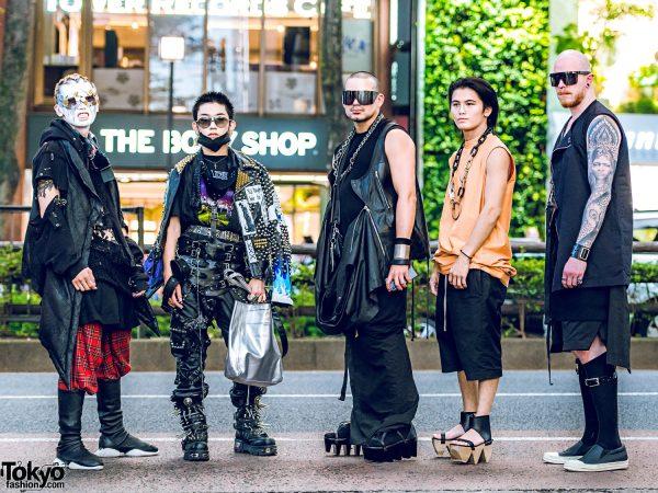 Harajuku Streetwear Styles w/ Rick Owens, Dog Harajuku, Rowan, Hikari Onozaki, House of Malakai, Parts of Four & Vintage Pieces