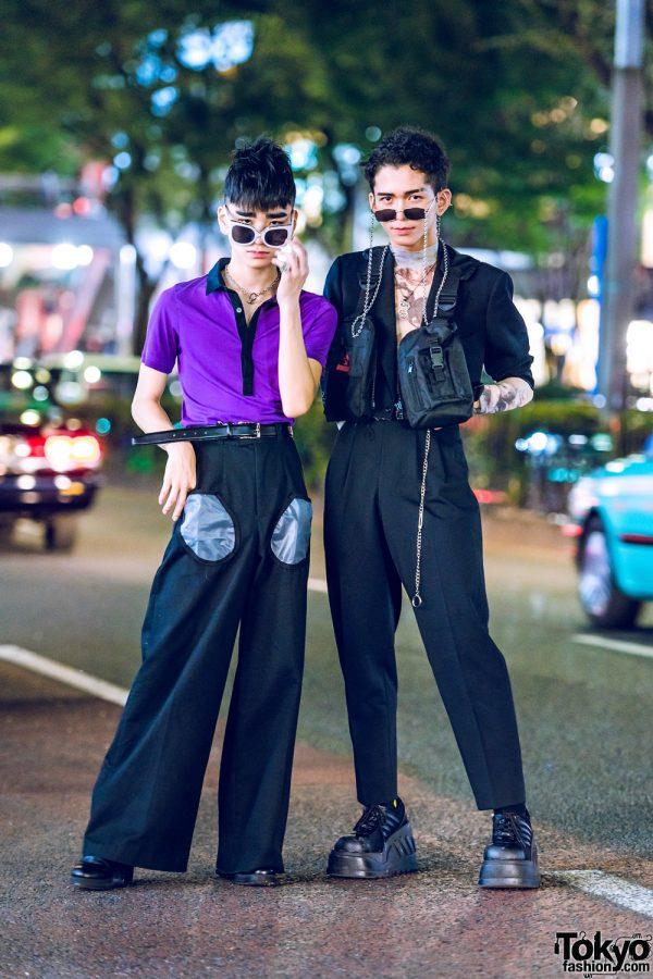 Harajuku Teen Streetwear Styles w/ John Lawrence Sullivan, TKY524, Bershka, Oh Pearl, Romantic Standard, King Family, ME Harajuku, Demonia, Faith Tokyo & Gallerie