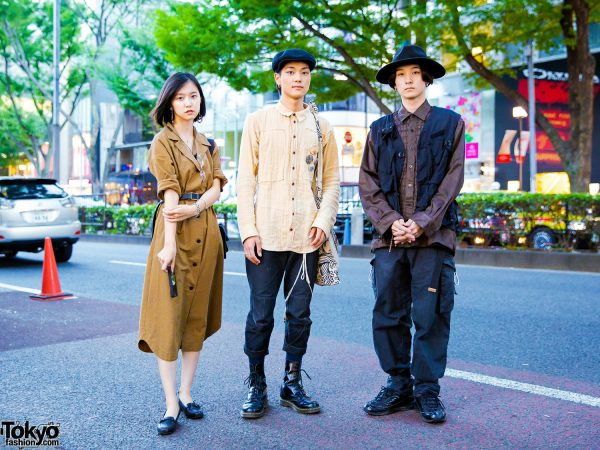 Harajuku Streetwear Styles w/ Christopher Nemeth, Beams Japan, Marc Jacobs, Regal, Diesel, Supreme & Dsquared2