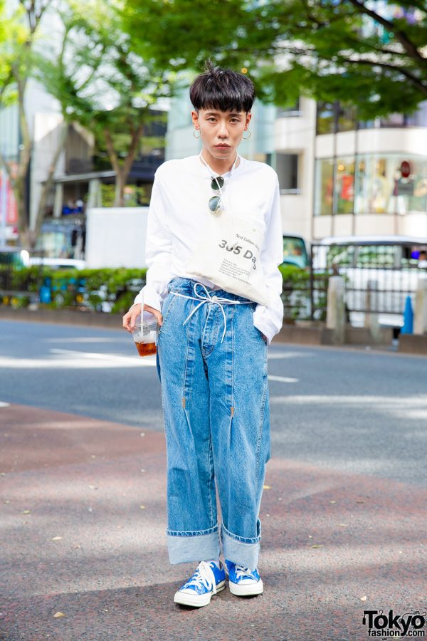 Tokyo Casual Streetwear w/ 365days, Converse & Ader