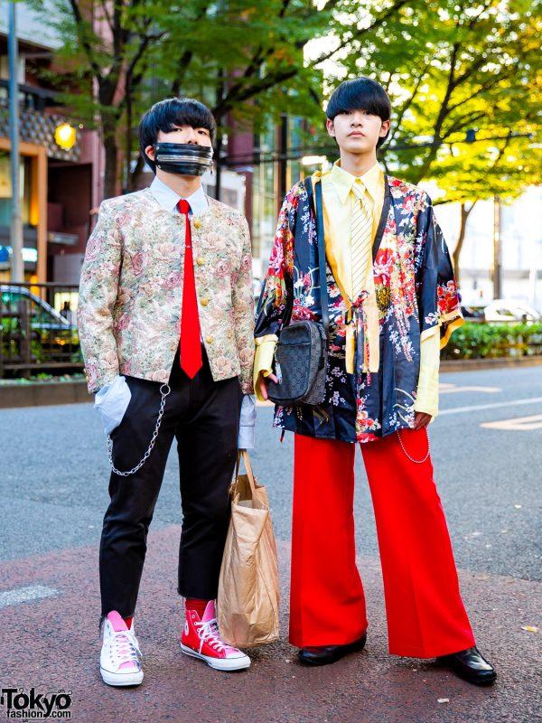 Tokyo Streetwear Styles w/ Acuod By Chanu, Dressedundressed, Ambush, Facetasm x Converse, Gucci, Vintage & Vidakush