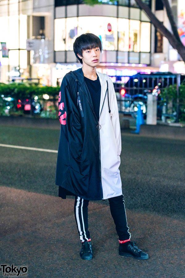 Tokyo Streetwear Style w/ Blakichy, Y-3 & Supreme