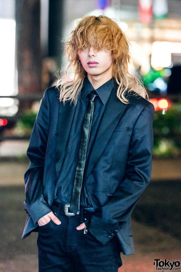 Shaggy Mullet Japanese Hairstyle \u2013 Tokyo Fashion News