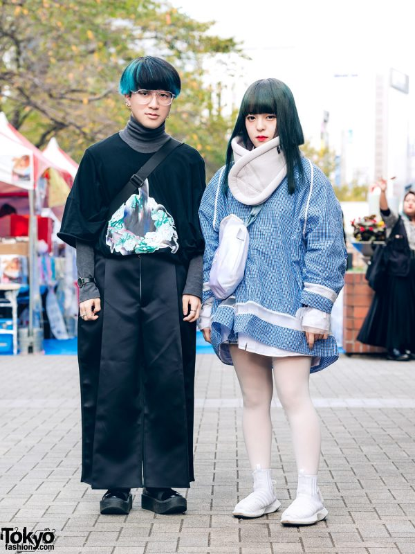 Japanese Streetwear Styles w/ Balmung, Seiteki Satsui Muffler, Adidas Crazy 1 Sock ADV Primeknit & Tokyo Bopper