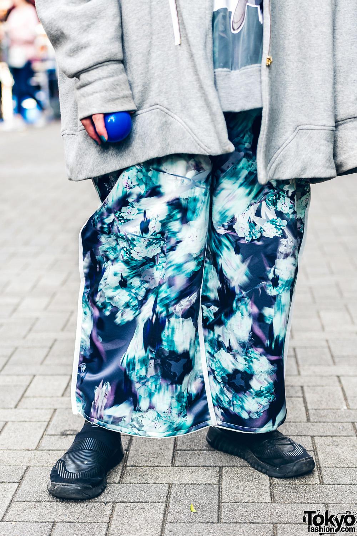 Tokyo Streetwear Styles W Balmung Faith Tokyo Acne