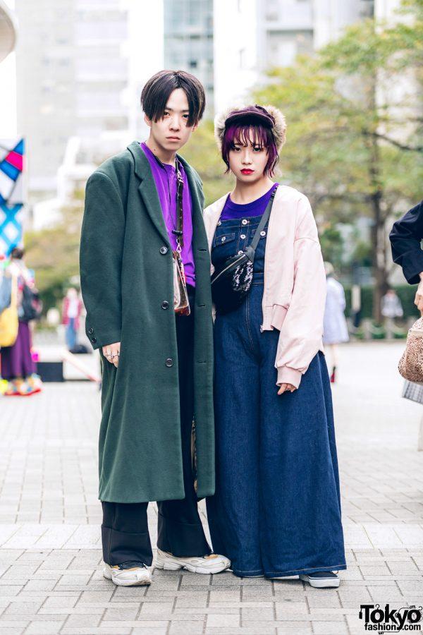 Casual Streetwear Styles w/ Bubbles, H&M, OUT Tokyo, Vans, Nana-Nana & Raf Simons x Adidas